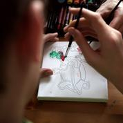 La vente des livres de coloriage pour adultes explose aux États-Unis