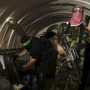 Lutte en sous-sol entre Gaza et Israël