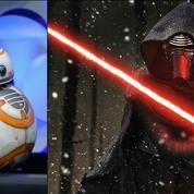 Star Wars VII :l'histoire secrète des voix de BB-8 et de Kylo Ren