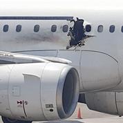 La piste d'un kamikaze envisagée dans l'explosion à bord d'un avion somalien