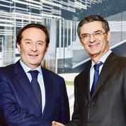 Les Hauts-de-Seine et les Yvelines fusionnent