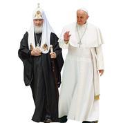 Une rencontre historique entre le pape François et le patriarche orthodoxe russe Kirill
