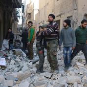 La deuxième bataille d'Alep commence