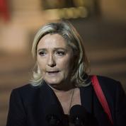 Marine Le Pen officialise sa candidature à l'élection présidentielle