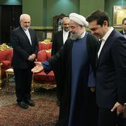 L'Iran déroule le tapis rouge à Alexis Tsipras
