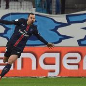 OM-PSG : le but d'Ibrahimovic est passé en clair sur Canal+