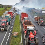 Hollande peine à calmer la colère agricole