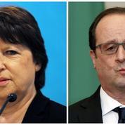 Pourquoi François Hollande a besoin de Martine Aubry
