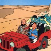 «À travers Tintin, Hergé a fanstasmé l'Orient»