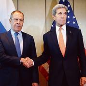 Bras de fer Lavrov-Kerry sur la Syrie