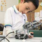 Une prothèse de bras en Lego, grand prix du forum Netexplo