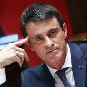 Valls mis à l'épreuve d'un gouvernement de synthèse