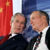 George W. Bush: «Mon père, ce héros…»