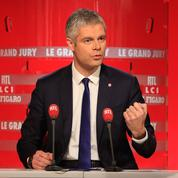 Laurent Wauquiez demande aux étrangers «de s'adapter à la France»