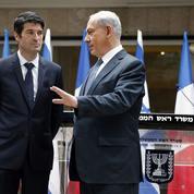 Proche-Orient : la France expose son initiative au gouvernement israélien