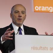 Bouygues pourrait détenir «10% à 15%» d'Orange