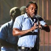Kendrick Lamar consacré par les Grammy Awards