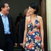 Après son limogeage, Fleur Pellerin fait la fête avec Manuel Valls