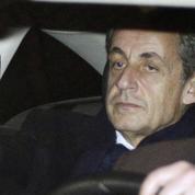 Sarkozy mis en examen pour financement illégal de sa campagne de 2012