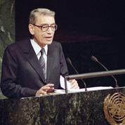 Boutros Boutros-Ghali, le diplomate francophile