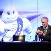 Michelin en forme malgré des vents contraires