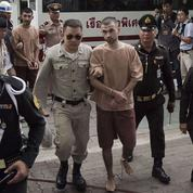 Les deux suspects de l'attentat de Bangkok plaident non coupables