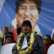 En Bolivie, Evo Morales ne veut plus lâcher le pouvoir