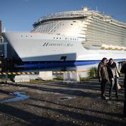 Le plus grand paquebot du monde bientôt prêt à prendre le large