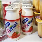 Danone améliore la rentabilité de ses yaourts