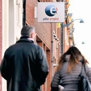 L'Unedic ne prévoit pas de vraie baisse du chômage avant 2018