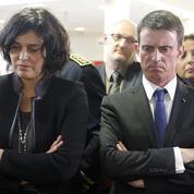 Myriam El Khomri et Manuel Valls face au péril jeune et au spectre du CPE...