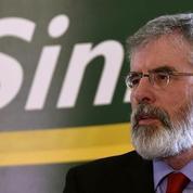 Le Sinn Féin en embuscade avant les élections législatives en Irlande