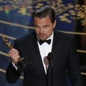 Leonardo DiCaprio remporte enfin son premier Oscar