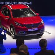 Face à une concurrence accrue, Peugeot renouvelle sa 2008