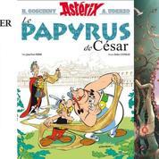 Cahiers d'Esther ,Carnets de Cerise ,Papyrus de César ... Le box-office BD