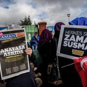 Turquie : un journal d'opposition confisqué par Erdogan