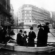 Exercice géant pour contrer la crue du siècle à Paris et en Île-de-France