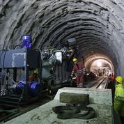 Renzi et Hollande appuient le chantier du Lyon-Turin