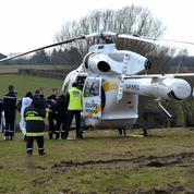 Nord : deux enfants grièvement blessés après l'effondrement d'un stock de maïs