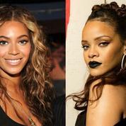 Journée de la Femme : Rihanna et Beyoncé, reines de Spotify