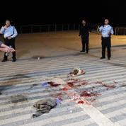 Une attaque au couteau fait un mort et dix blessés à Tel Aviv