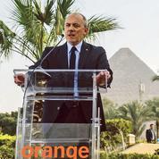 Orange renforce la présence de sa marque hors de France