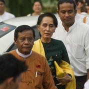 Birmanie: le chauffeur d'Aung San Suu Kyi en route pour la présidence