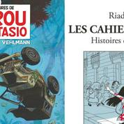 Spirou et Fantasio ,Les Cahiers d'Esther ... Le box-office BD