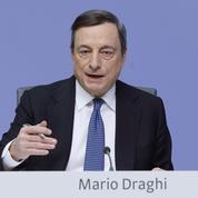 Mario Draghi : argent partout, croissance nulle part