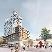 Grand Paris: les logements poussent à côté des gares