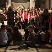 Une chorale d'enfants syriens en tournée dans toute la France