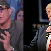 Jean-Claude Van Damme, grand admirateur de Donald Trump
