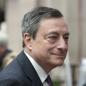 Draghi n'exclut pas de faire pleuvoir des billets sur l'Europe... par hélicoptère !