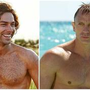 James Bond : Aidan Turner succéderait à Daniel Craig